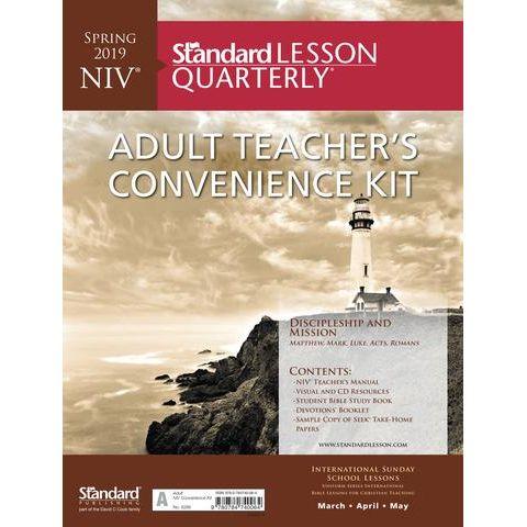Adult NIV Teacher's Convenience Kit