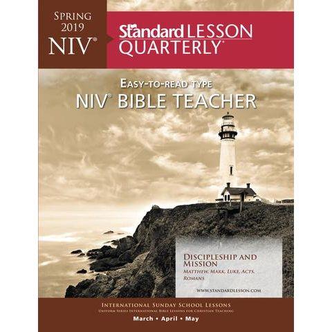 Adult NIV Bible Teacher